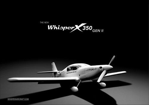 Whisper X350 Gen II