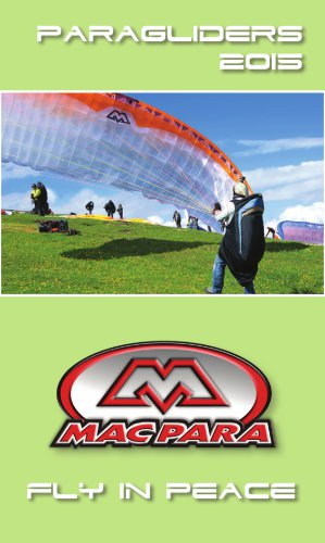 PARAGLIDERS 2015
