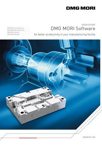 DMG MORI Software