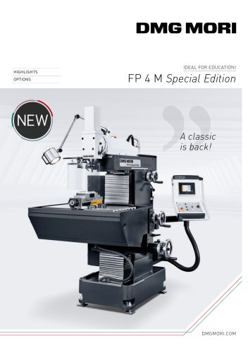 FP 4 M Special Edition