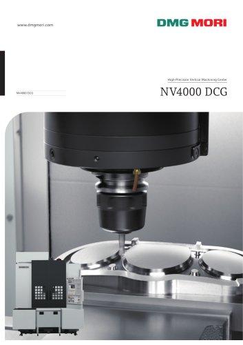 NV 4000 DCG - DMG MORI - PDF Catalogs | Technical