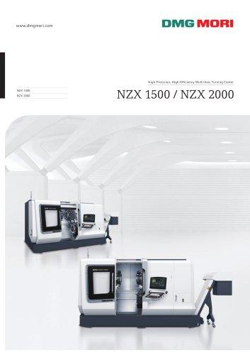 NZX 1500 / NZX 2000