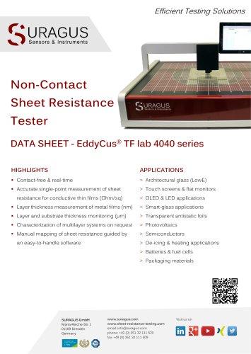 EddyCus® TF lab 4040