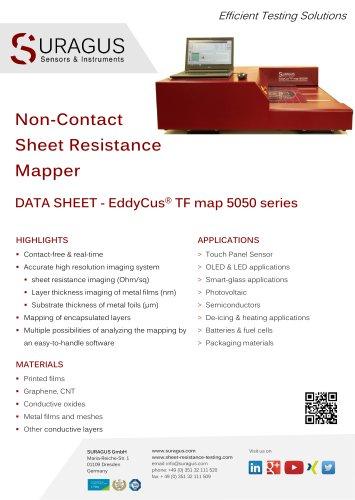 EddyCus® TF map 5050 series