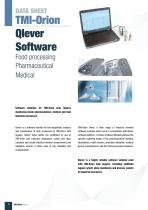 Qlever Software Food processing Pharmaceutical Medica