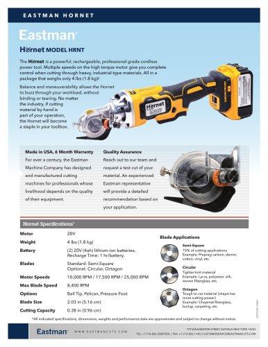 Hornet MODEL HRNT