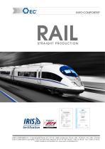 Market segment Rail