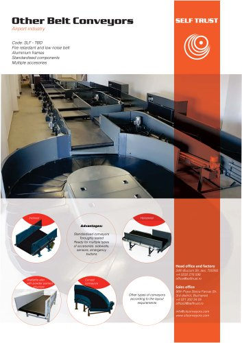 Other Belt Conveyors