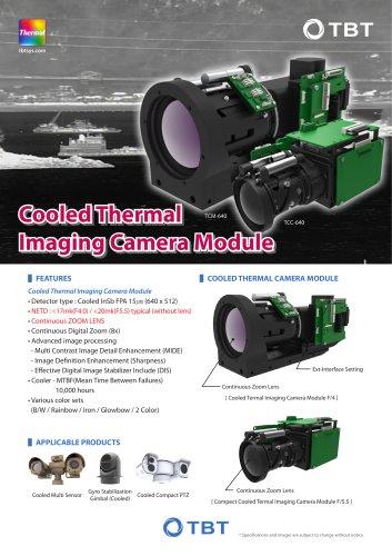 Cooled Thermal Imaging Camera Module