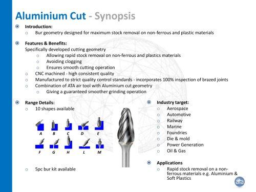 Aluminum Cut - Synopsis