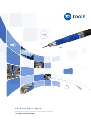 SPT series pencil grinder