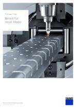 Laser tube cutting machines brochure