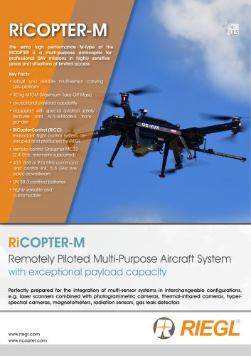 RiCOPTER-M