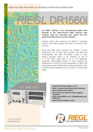 RIEGL DR1560i