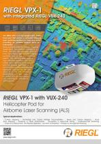 RIEGL VPX-1 - 1