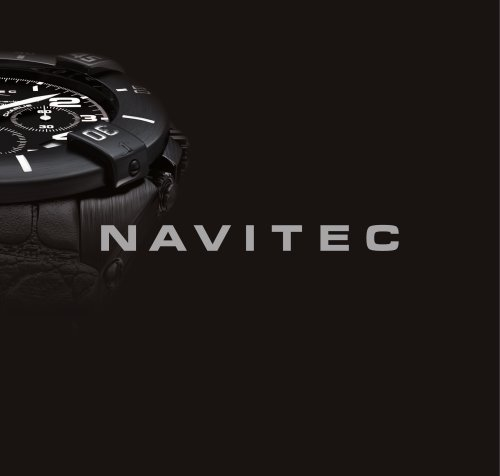 NAVITEC Catalogue