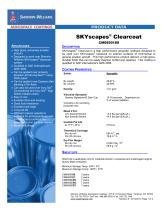 SKYscapes® Clearcoat CM0850180