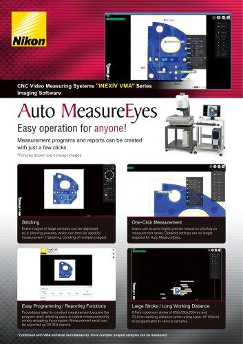 Auto MeasureEyes