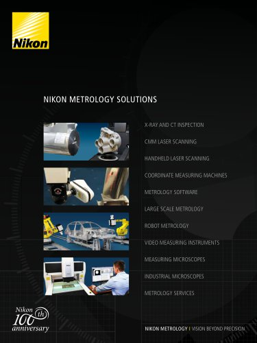 NIKON METROLOGY SOLUTIONS