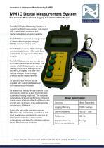 MM10 Digital Measurement System