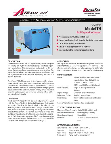 ExpanTek® Model TH