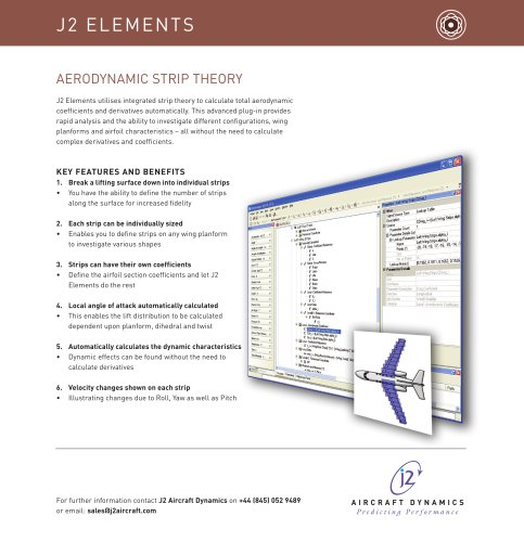 J2 ELEMENTS