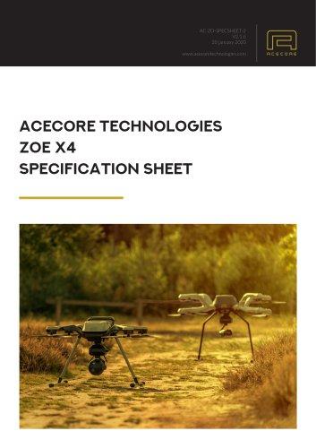 Acecore technologies Zoe x4