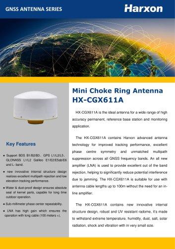 Mini Choke Ring Antenna HX-CGX611A