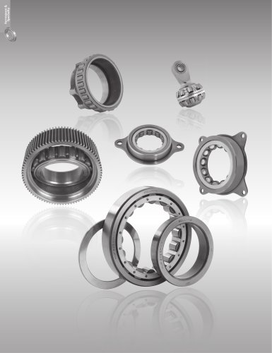 Aerospace, Specialty and Industry Specific Bearings