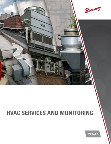 Browning HVAC Services and Monitoring Brochure