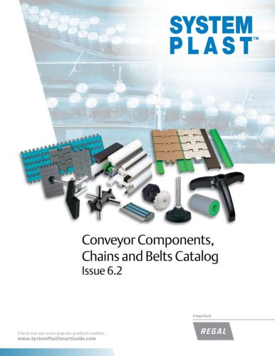 SYSTEM PLAST CONVEYOR COMPONENTS