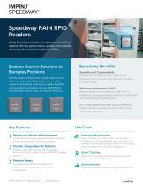 Speedway RAIN RFID Readers