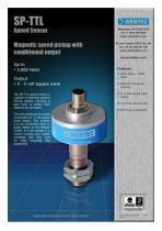 SP-TTL Speed Sensor