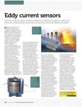 Eddy current sensors - 1
