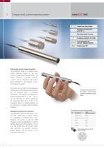 Inductive sensors based on eddy currents - 10