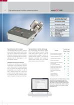 Inductive sensors based on eddy currents - 12
