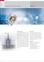 Inductive sensors based on eddy currents - 2