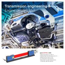 Sensors & Applications Automotive Production - 14