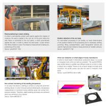 Sensors & Applications Automotive Production - 7