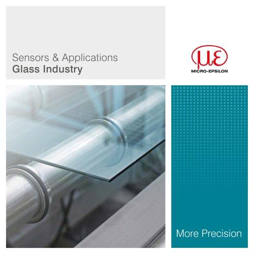 Sensors & Applications Glass Industry