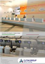 Forniture for Airports - Made in Italy
