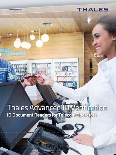 Thales Gemalto Advanced ID Verification