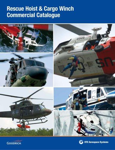 Rescue Hoist & Cargo Winch Commercial Catalogue