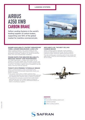 AIRBUS A350XWB CARBON BRAKE