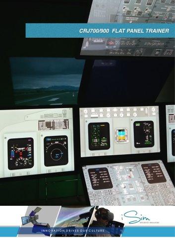 iSim CRJ700/900 FPT