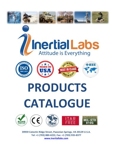 All products Catalogue