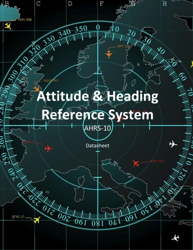Attitude & Heading Reference System (AHRS-10B, AHRS-10P)