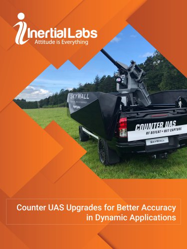 Counter UAS Upgrades for Better Accuracy in Dynamic Applications