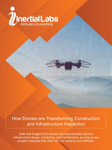 How Drones are Transforming Construction and Infrastructure Inspection