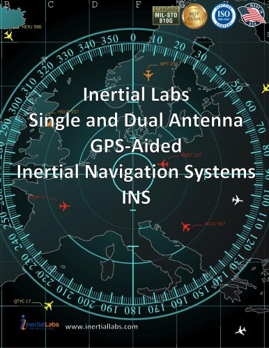 Inertial Labs Single and Dual Antenna GPS-Aided Inertial Navigation System (INS-B, INS-P, INS-D, INS-DL)